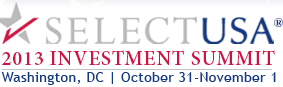 SelectUSA Investment Summit 2013
