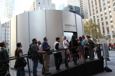 Shanghai 360 Exhibition in  Newyork by Hans Georg Esch) (2)